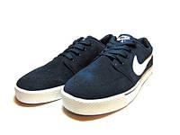Мужские кроссовки Nike Air Max (dark blue), фото 1