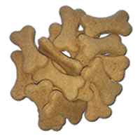 Лакомство для собак и щенков Моно косточки малые с мясом птицы(Knochen klein)1кг