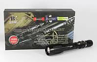 Ручной очень яркий фонарь Police BL-2804 T6 158000W, светодиодный фонарик
