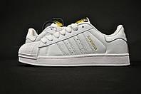 Кроссовки Adidas Superstar All White