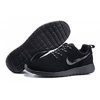 Кроссовки мужские Nike Roshe Run замша