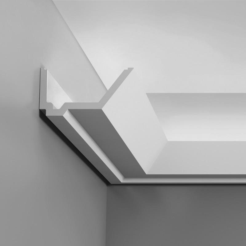 Лепнина Орак декор C358 Карниз для скрытого освещения Orac Luxxus
