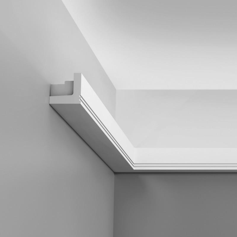 Лепнина Орак Декор C361 Карниз для скрытого освещения Orac Luxxus