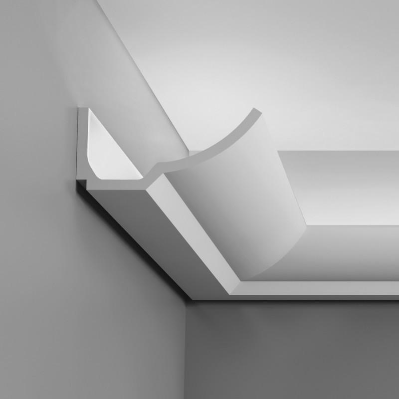 Лепнина Орак декор C351 Карниз для скрытого освещения Orac Luxxus