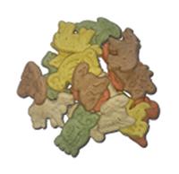 Лакомство для собак и щенков  Микс,фигурки животных (Tierfiguren Mix)0,9кг