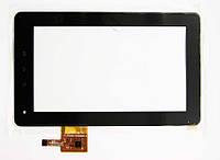 Сенсорный экран для планшета GoClever Tab A73 (PB70DR8065_01), черный