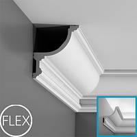 Лепнина Орак декор C901F Карниз для скрытого освещения гибкий  Orac Luxxus, фото 1