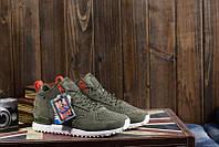 "Кроссовки Adidas Originals Military Trail Runner ""Green/White"""