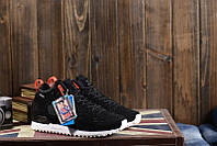 "Кроссовки Adidas Originals Military Trail Runner ""Black/White"""