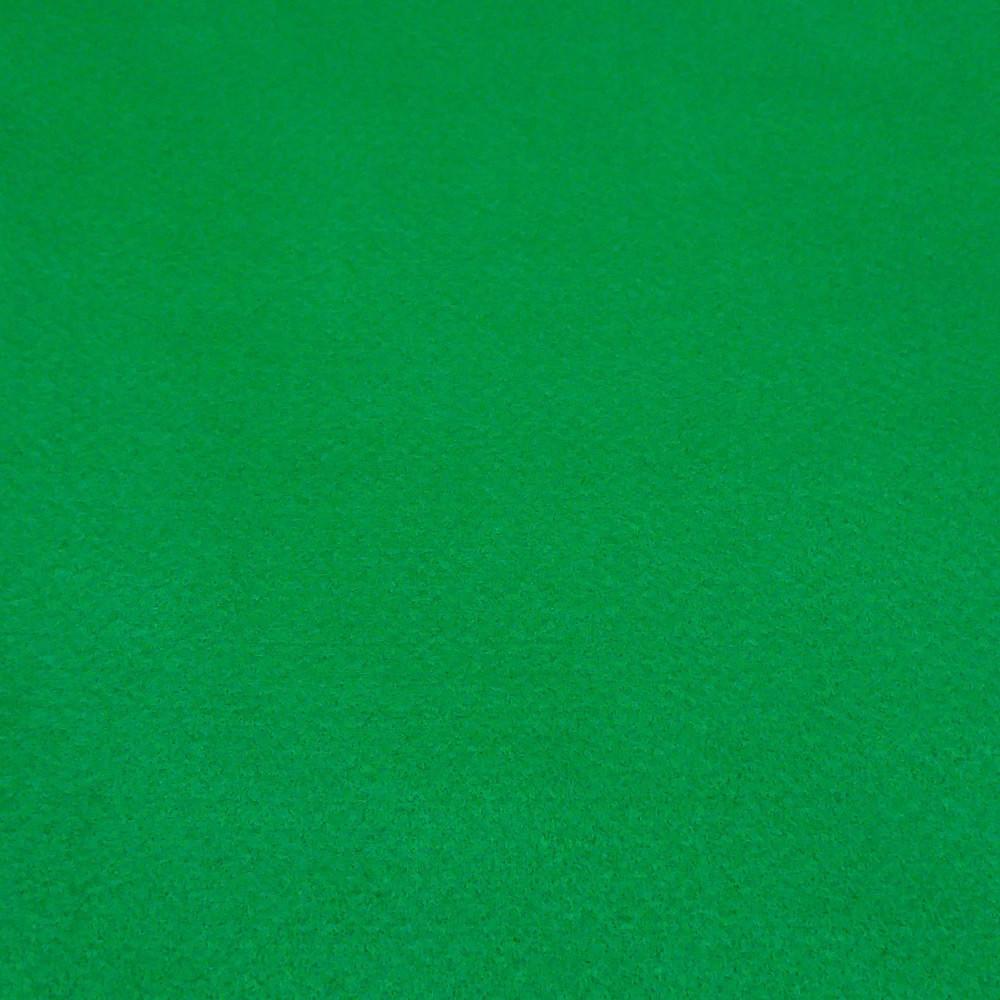 Фетр корейский мягкий 1.2 мм, 30x44 см, ЗЕЛЕНЫЙ