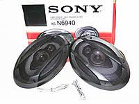 Автомобильная акустика SONY XS-N6940. Колонки для автомобиля. Высокое качество. Купить онлайн. Код: КДН964