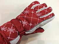 Перчатки горнолыжные женские  р.М (7)