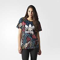 Женская футболка Adidas Originals Boyfriend (Артикул: AY8403)