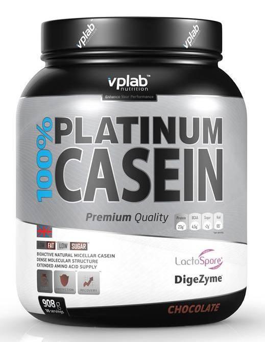 VPLab 100% Platinum Casein 908g
