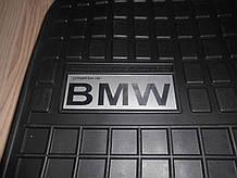 Резиновые коврики BMW E53 X5