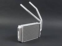 Радиатор печки Нексия до 2008 года (Grog) аллюминиевый