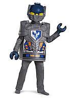 Карнавальный костюм рыцаря Клея  Нексо Найтс  Clay Deluxe Nexo Knights LEGO Costume