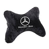 Дорожная подушка под голову Bone Mercedes Benz