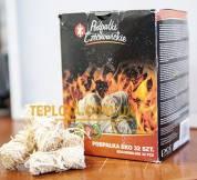 Разжигатели огня Czechowice парафинированные древесные волокна (32 шт.)
