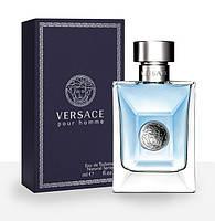 Мужская туалетная вода Versace Pour Homme New (стильный, современный, освежающий аромат)  AAT