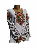 Вышитая блузка Весенняя феерия (Женские и мужские вышиванки)