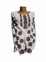 Вышитая блузка Элегия (Женские и мужские вышиванки)
