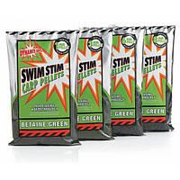 Swim Betaine Green Pellets 8mm 900gr пеллетс Dynamite Baits