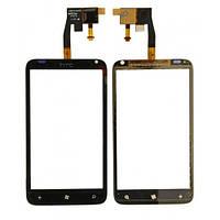Тачскрин сенсорное стекло для HTC Radar C110e black