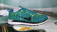 Женские повседневные кроссовки Nike Free Run 5.0 Flyknit Multi-color