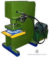 Пресс гидравлический для производства фигурной тротуарной плитки СР-90