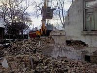 Снос дачного дома. Демонтаж садовых домиков., фото 1