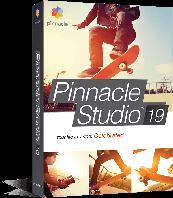 Pinnacle Studio 19 Standard (электронная версия) (Corel Corporation)