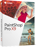 PaintShop Pro X9 Мультиязычная электронная версия (Corel Corporation)