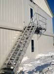 Пожарные лестницы, фото 1