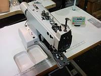 Швейная пуговичная машина. С прямым сервоприводом SB-373D