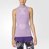 Женская майка Adidas by Stella McCartney Yoga Seamless (Артикул: B10616)
