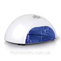 CCFL лампа лед уф (LED + UV) для наращивания ногтей гелем и сушки покрытия гель-лаком, лед лампа, 15 Вт