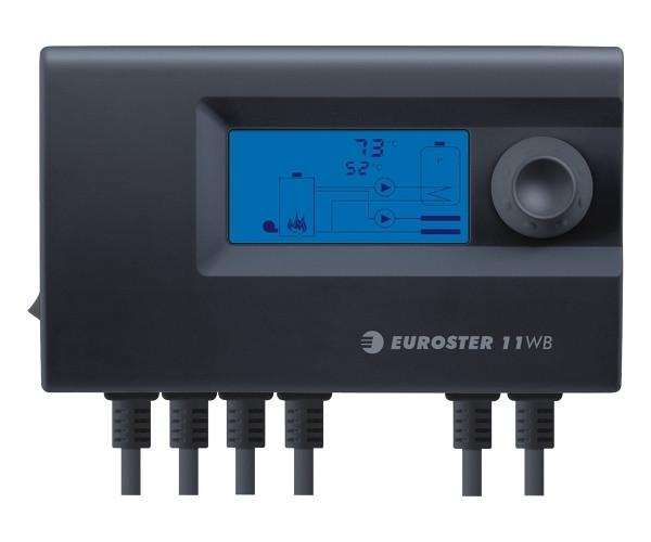 Регулятор для твердотопливного котла EuroSter 11W