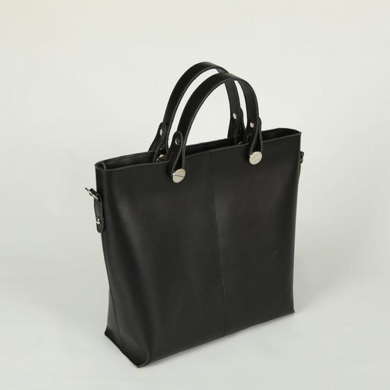 13157941f0af Кожаная деловая классическая женская сумка - Интернет магазин сумок SUMKOFF  - женские и мужские сумки,