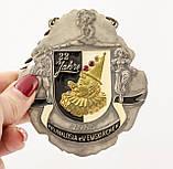 Mедальон, карнавальный ордер, Германия, олово, 1985 год, фото 4