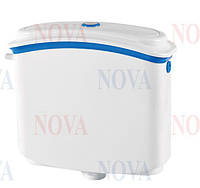 Бачок пластиковый NOVA с арматурой