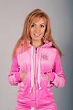 Женский спортивный костюм из плюша, разм 42,44,46,48, 2 цвета, фото 5