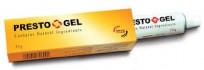 Престо гель (presto gel) 25 г - противовоспалительное средство при геморрое