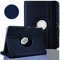 Вращающийся синий чехол для Samsung Galaxy Tab 3 10.1 p5200