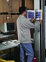 Настенный модуль (держатель)  металлический для 10 демо-панелей  DURABLE 5674, фото 4