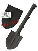 Саперная лопата с чехлом (туристическая)  Max Fuchs 27021