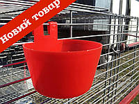 Поилка для кроликов подвесная, фото 1