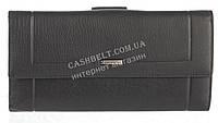 Стильный женский кожаный кошелек с картхолдером высокого качества LOUI VEARNER art. LOU109-519A черный