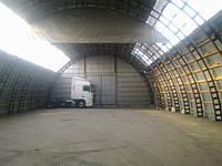 Аренда ангара 1200 кв.м.на рампе Голосеевский