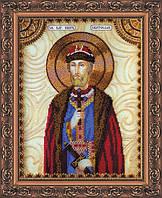 Набор для вышивки бисером именной иконы Святой Святослав AA-135
